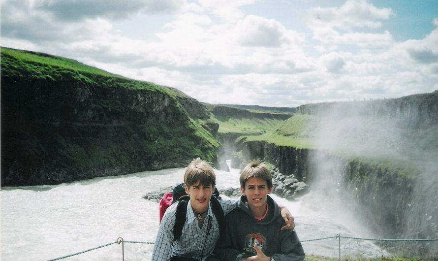 Islandia, primer viaje sin padres