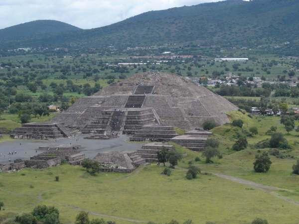 Teotihuacan: lugar donde nacieron los dioses