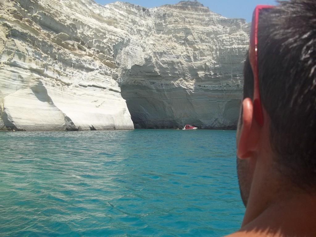 Los acantilados de Kleftiko, la mejor cosa que ver en Milos