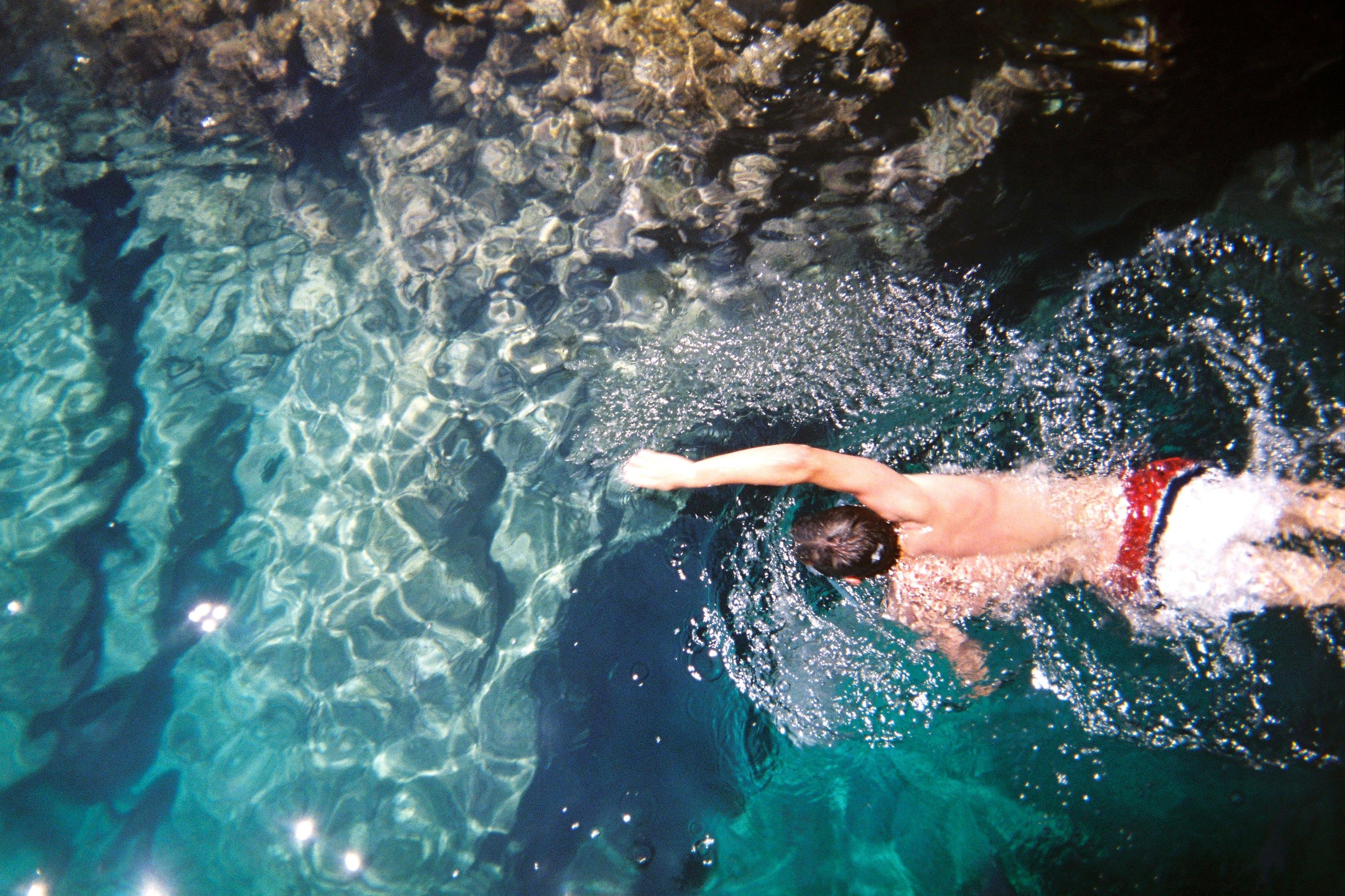 Buceo en Milos, Grecia