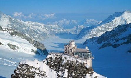 Jungfraujoch, Suiza