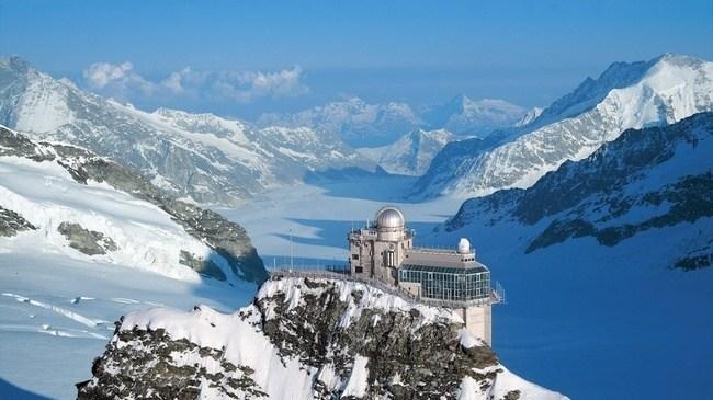 Excursión a Jungfraujoch; Top of Europe
