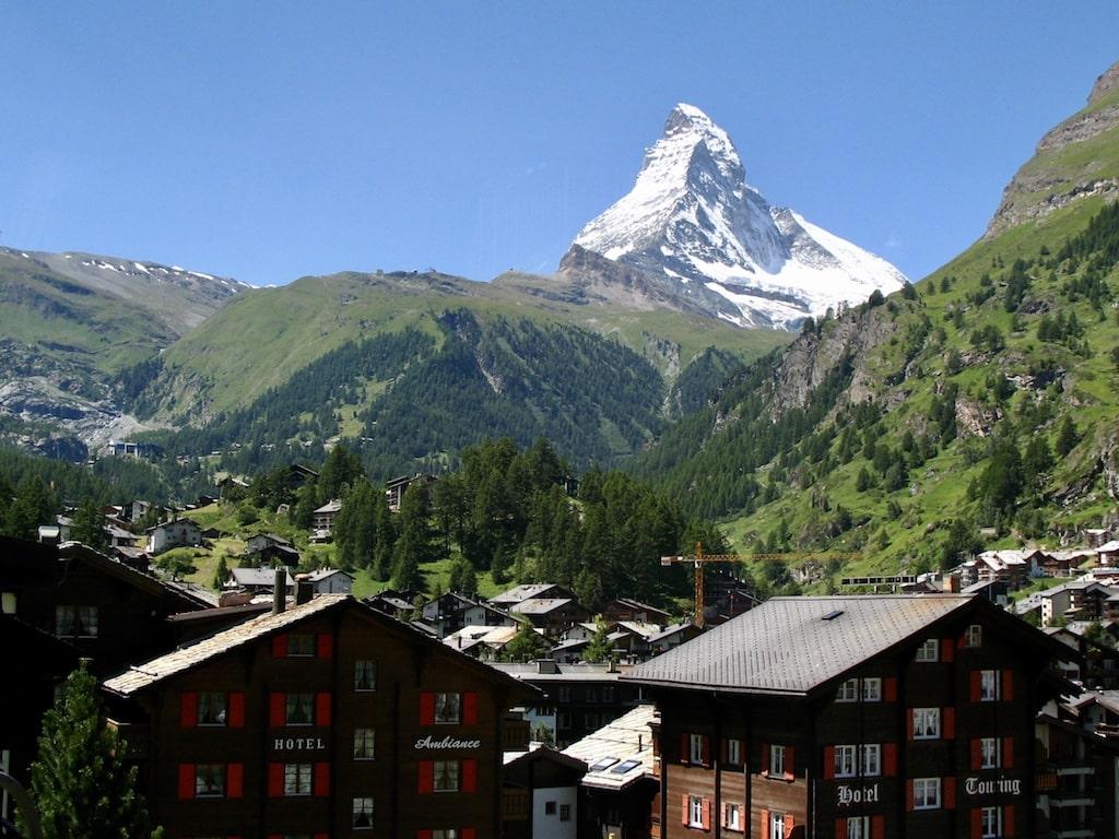 Qué ver y hacer en Zermatt (Suiza)