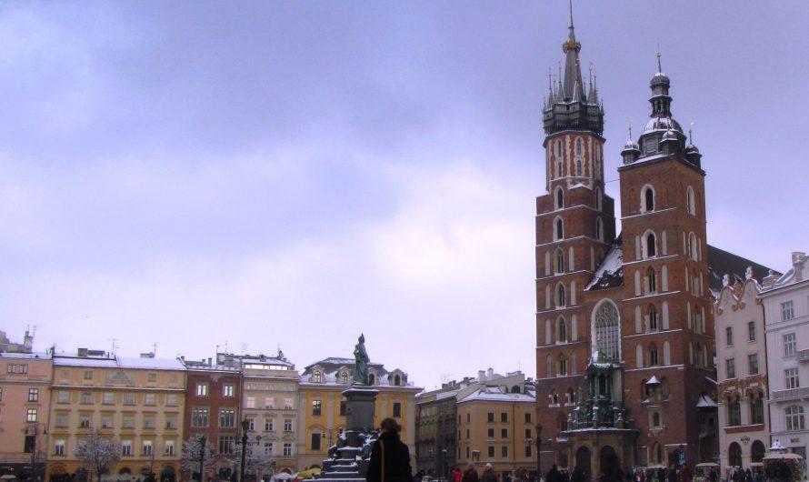 Cracovia y Auschwitz: una historia de frío extremo
