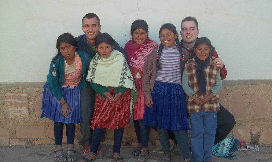 Bolivia, una experiencia vital