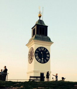 Reloj Novi Sad