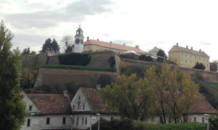Novi Sad, primer contacto con Serbia
