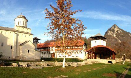 Monasterio de Prijepolje en Serbia