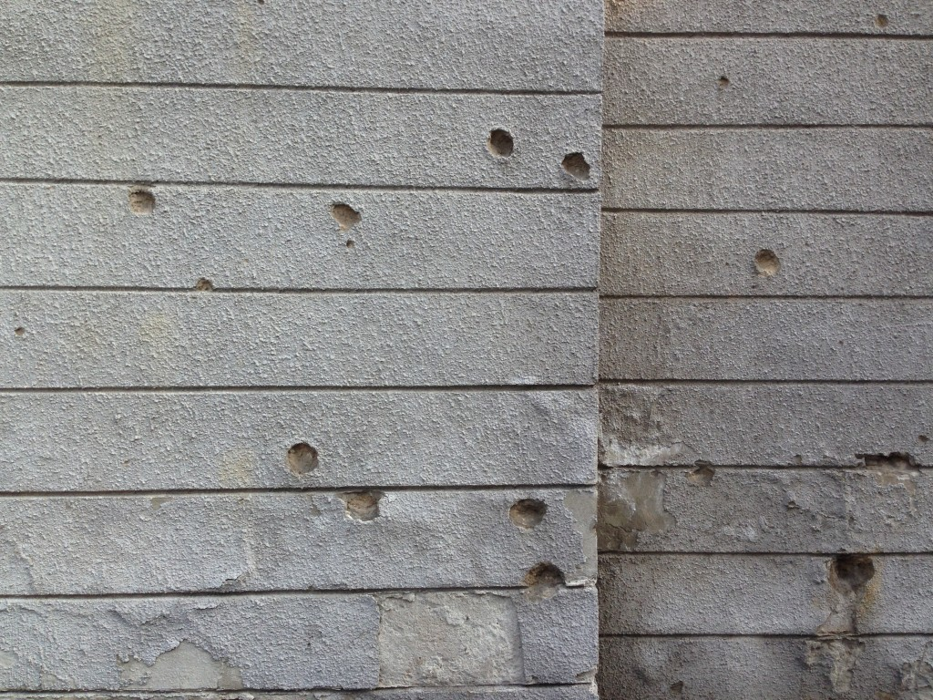 Disparos en Sarajevo