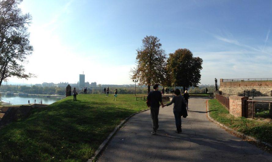 Belgrado, la capital de la antigua Yugoslavia