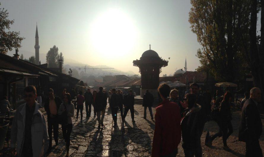 Un día en Sarajevo