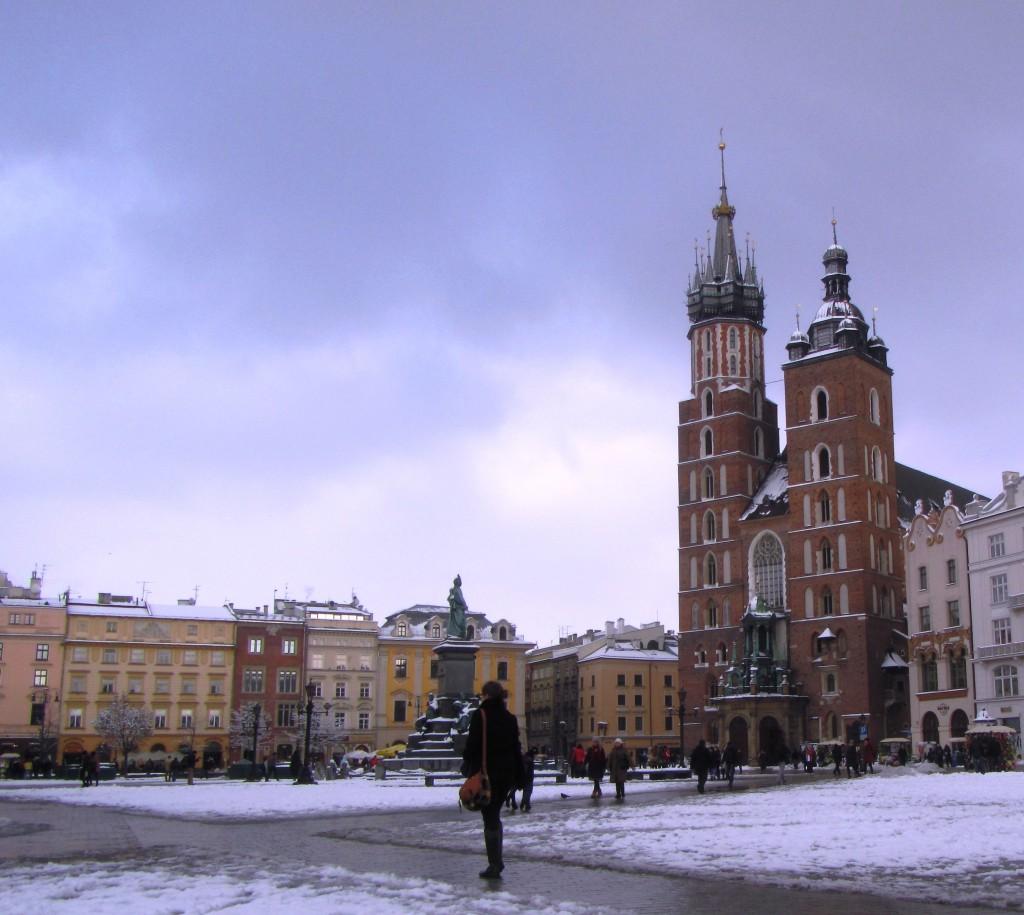 Basílica Santa María de Cracovia