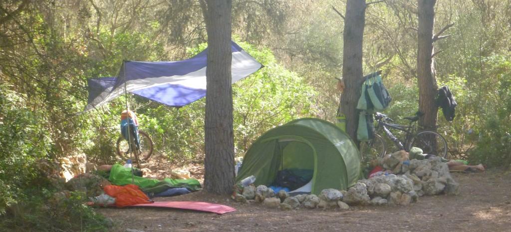 Campamento Cala Varques