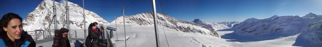 Vista panorámica desde el observatorio