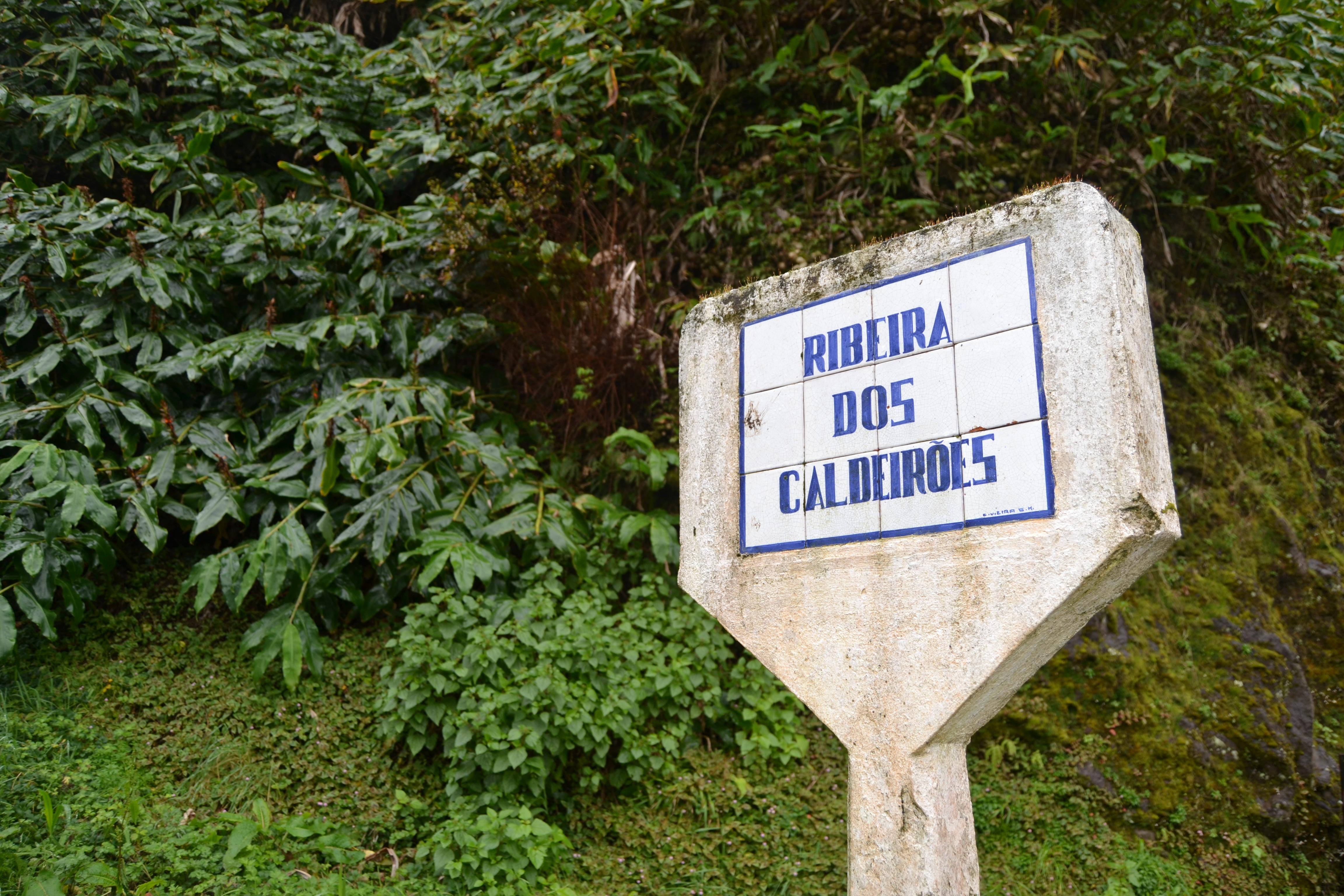 Ribeira dos Calderoes