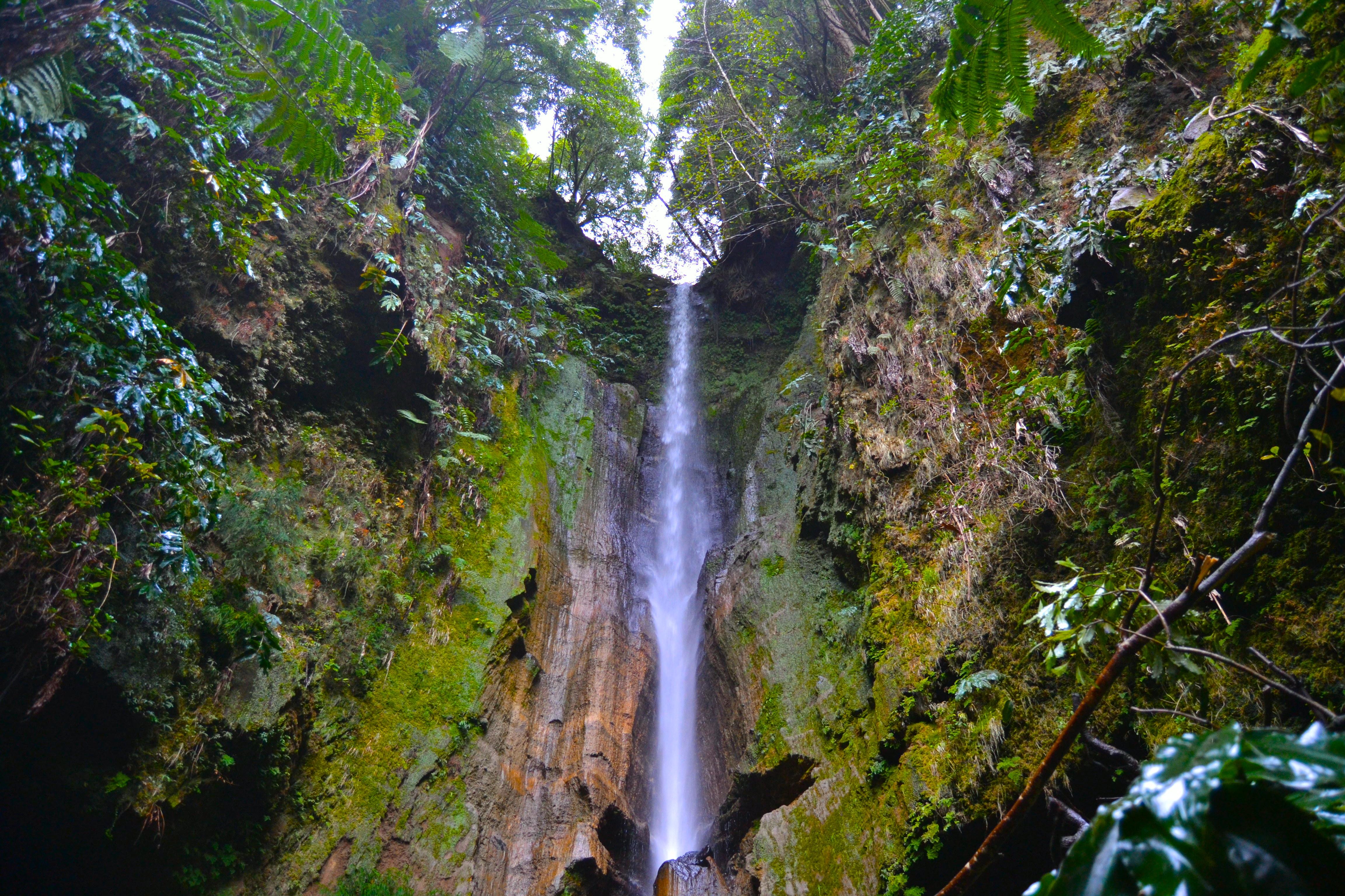 Cascada de Furnas