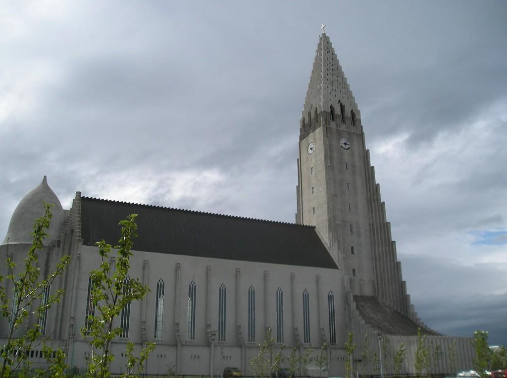 Iglesia de Rejkjavik