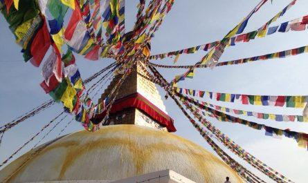 Katmandu en Nepal