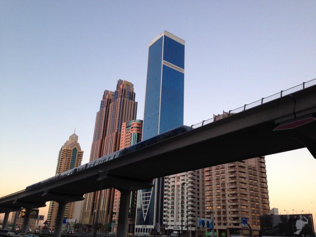 El centro financiero, una de las cosas que ver en Dubai en una escala