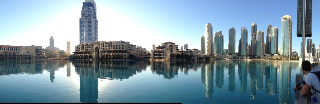 Visitar Dubai en una escala