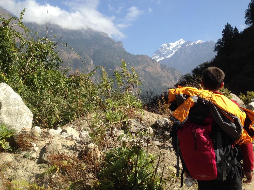 Qué llevar en la mochila al trekking del Annapurna (Nepal)