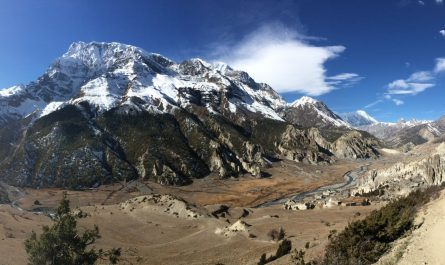 Circuito Trekking Annapurna Etapas