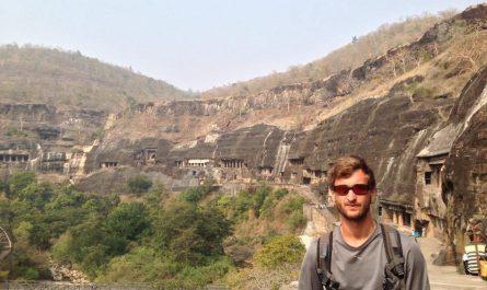 Cuevas de Ajanta en India