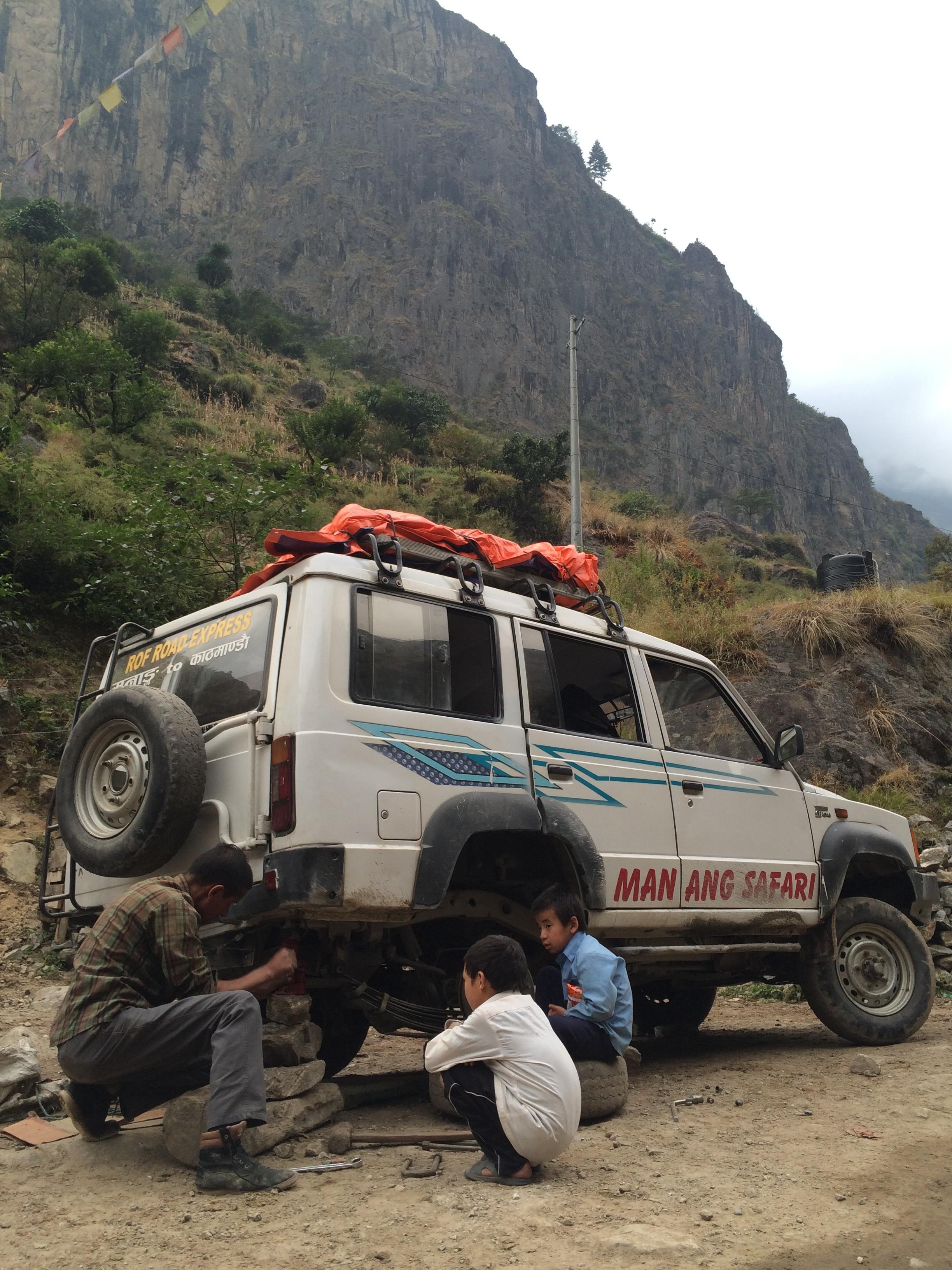 Circuito del Annapurna