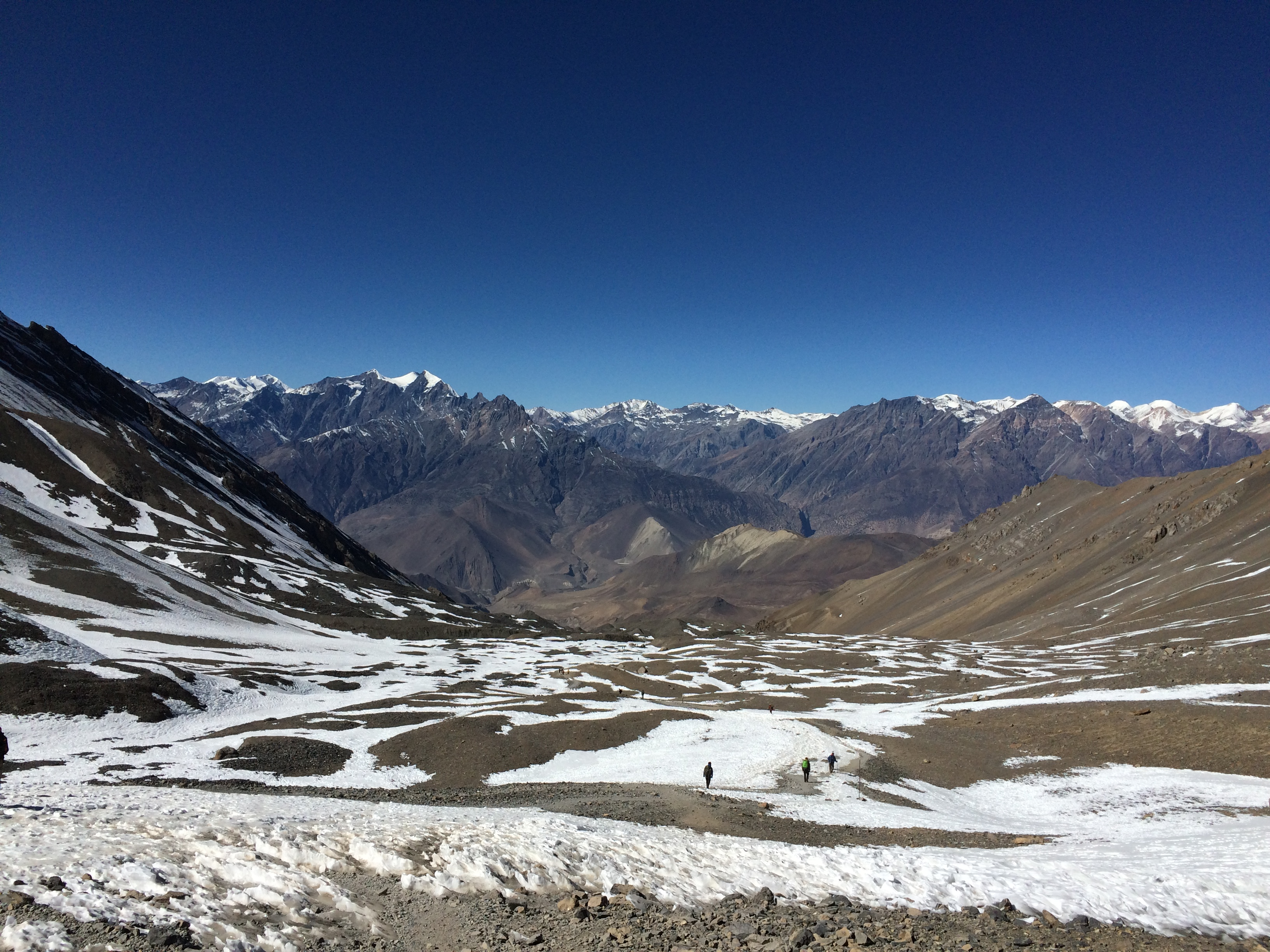 Trekking del Annapurna por etapas