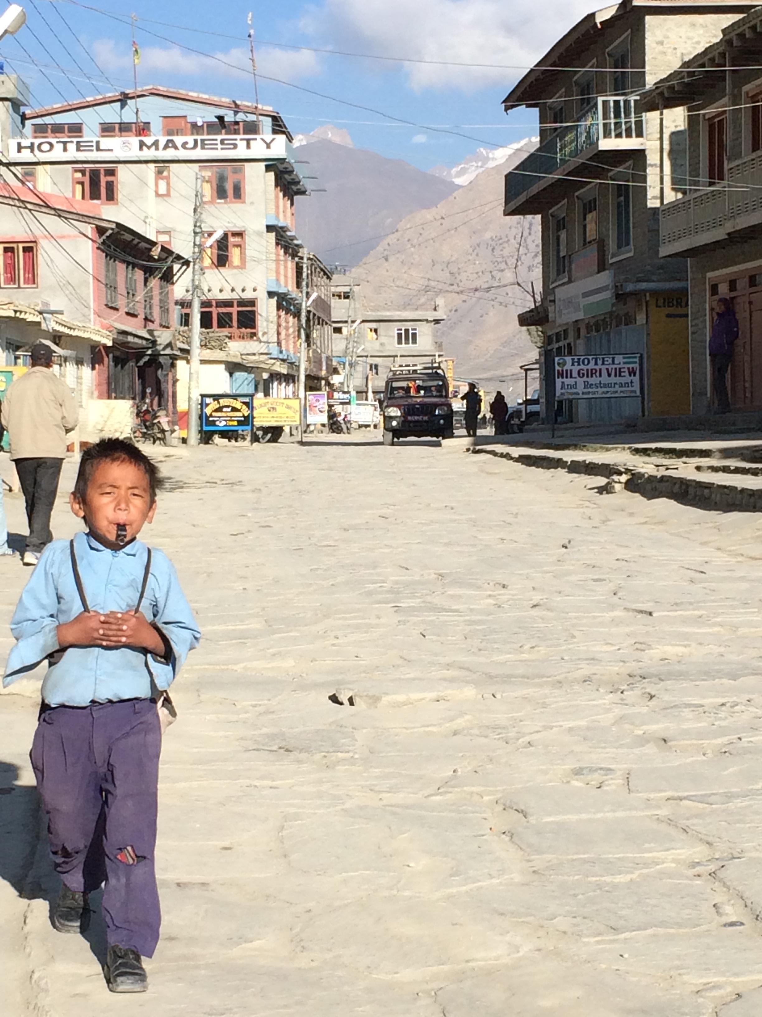 Circuito del Annapurna paso a paso