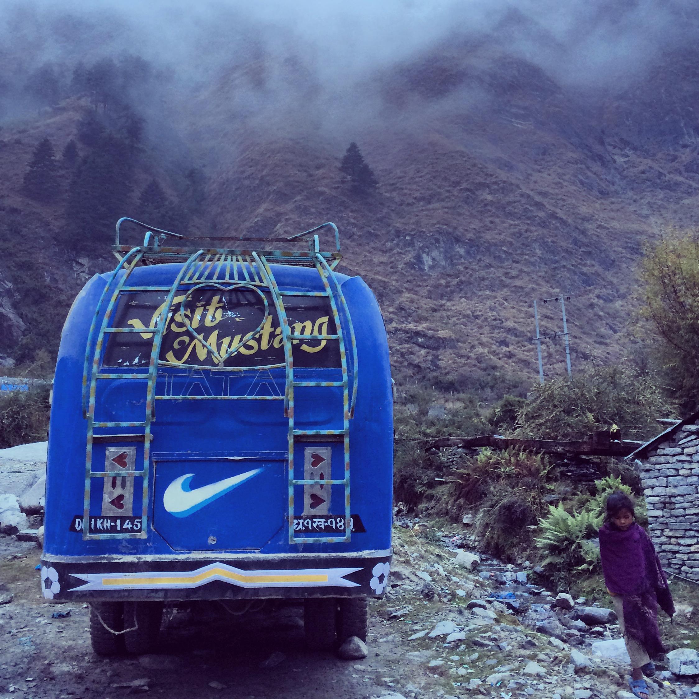 el trekking del Annapurna