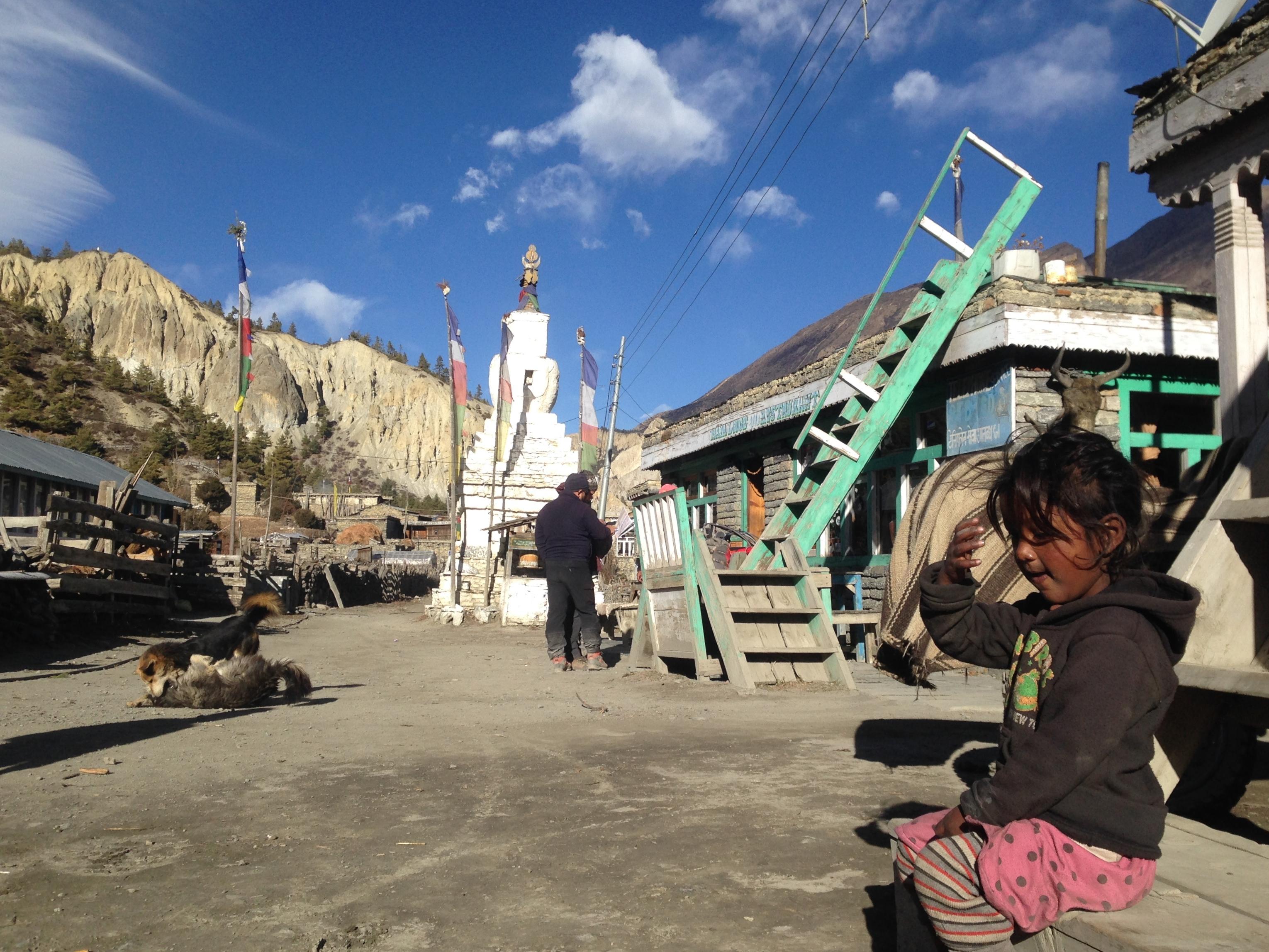 Circuito del Annapurna etapa a etapa