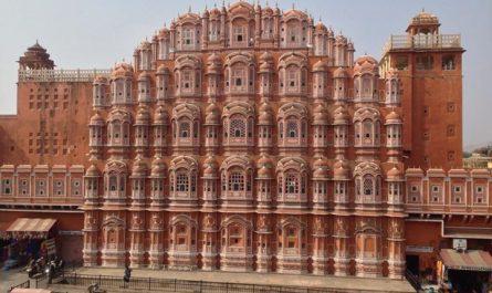 Jaipur la Ciudad Rosa de India