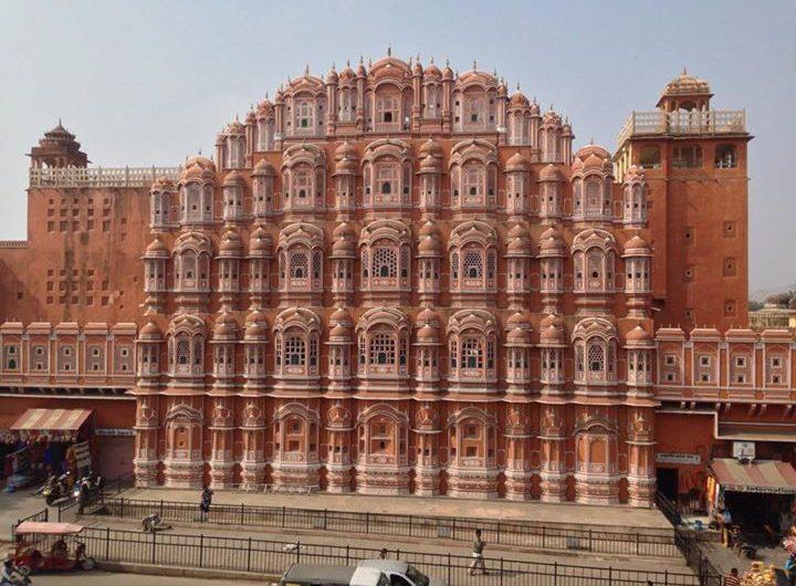 Jaipur (India), la ciudad rosa de Rajastan
