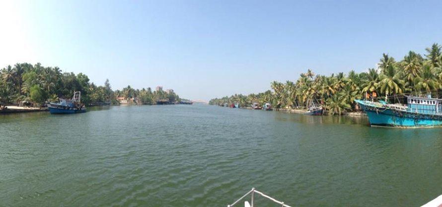 Los Backwaters de Kerala en 1 día