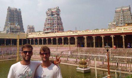 Qué ver en Madurai (India)
