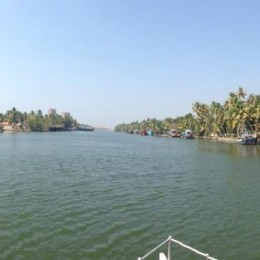 Panoramic Kerala Backwaters