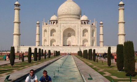 Cómo se pronuncia Taj Mahal, Maravilla del Mundo Moderno