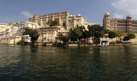 Udaipur la Ciudad Blanca de India