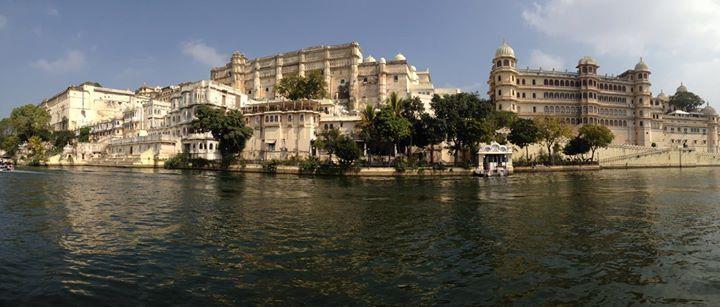 Udaipur (India), la ciudad blanca de Rajastan