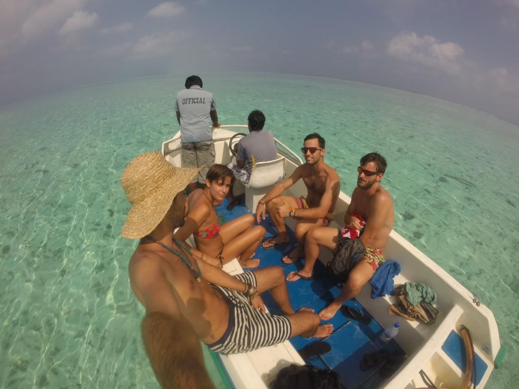 Chicken island (Maldivas)