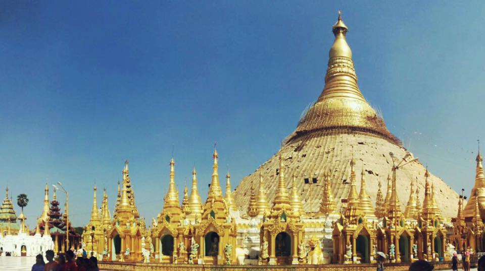 Tramitar visado de Myanmar en Bangkok
