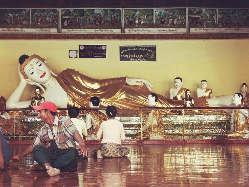 Visa de Myanmar en Embajada de Myanmar en Bangkok
