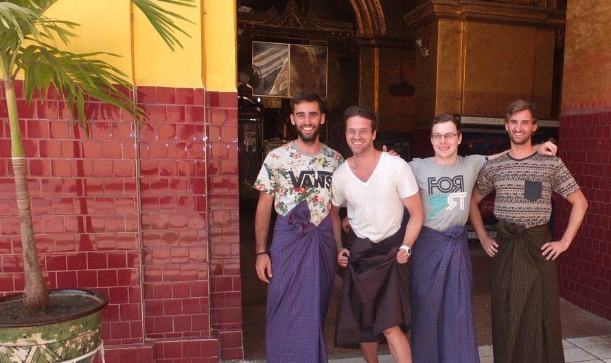 Viviendo el día a día con los locales en Mandalay