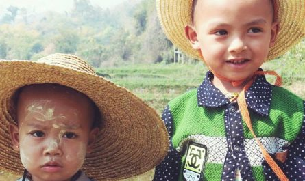 Trekking en Hsipaw Myanmar