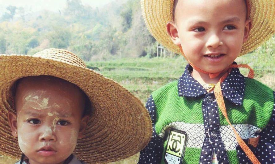 Hsipaw y el Trekking por las aldeas Shan y Palaung (Myanmar)