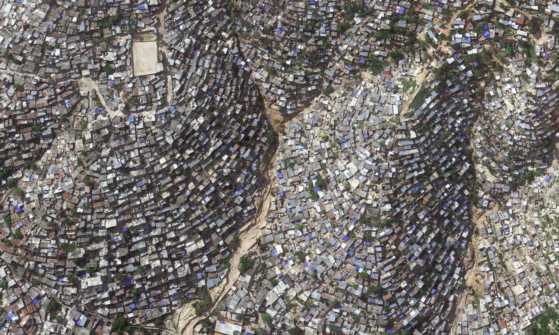 Refugiados Haiti