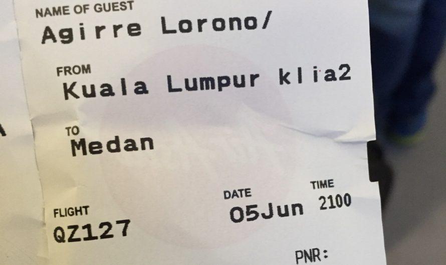 El comienzo de mi aventura en solitario: diarios de aeropuerto