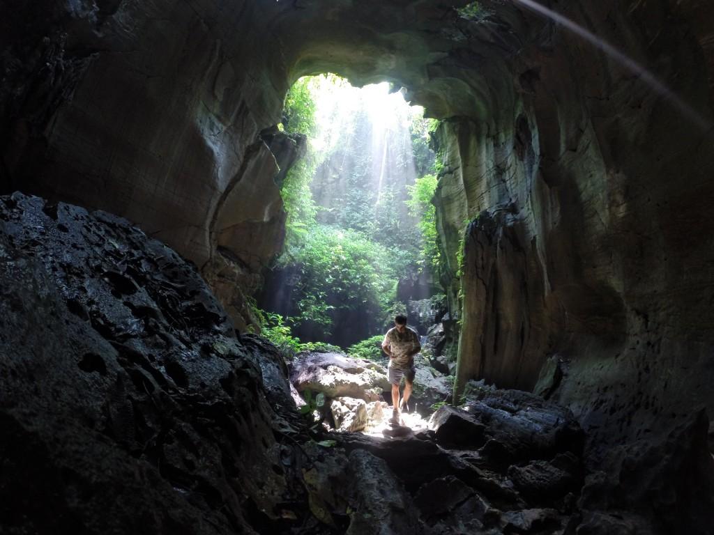 Bukit Lawang Bat Cave