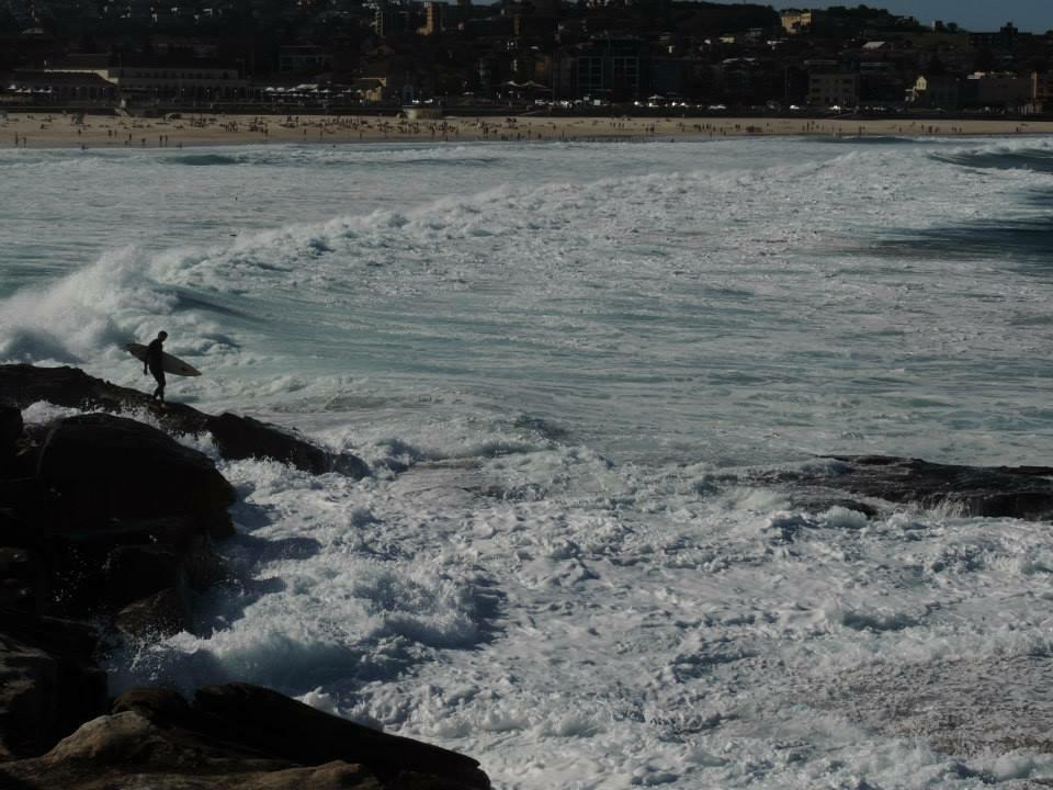 Bondi Beach, a mejor playa de Sidney (o al menos la más famosa)